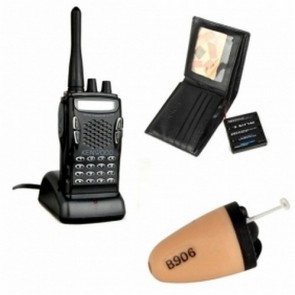 Wireless Micro Spy Earpiece kit - Wireless Spy Earpiece kit