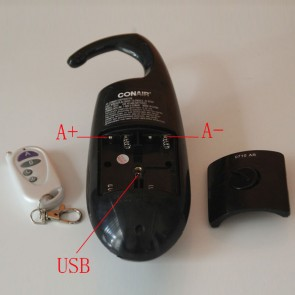 American POP Radio Spy Camera Hidden Waterproof Camera DVR 16GB (Motion Activated),best Shower Radio Camera, Bathroom Spy Camera