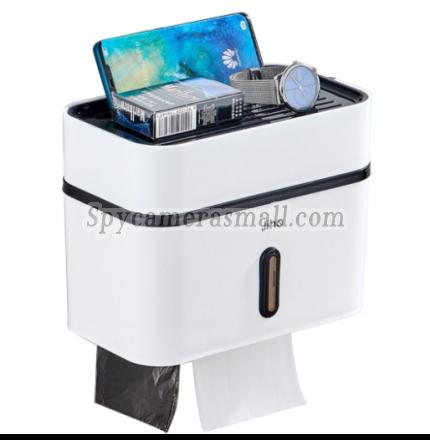 HD Waterproof Bathroom Spy Camera Hidden in Jack Black Electric shaving cream 32G 1080P