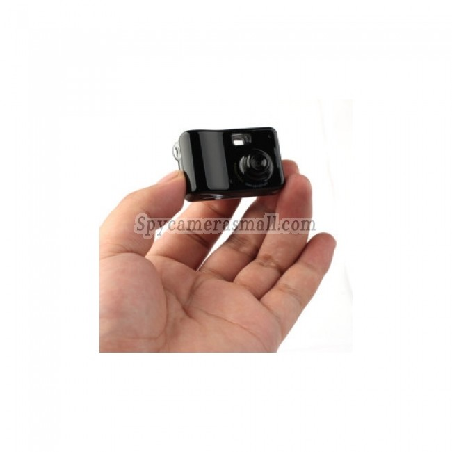 HD Mini DV with Web Camera and Motion Detector