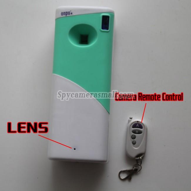 Шпионская Камера Шпионская Камера Воздухоочиститель обнаружение движения DVR 32G HD 1080P