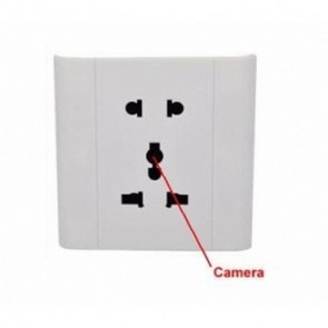 4GB Security socket with hidden spy camera/Voice Activated Security Spy Socket Camera Record DVR