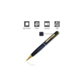 Spy Pen cam - Spy Pen Camera with Motion Detector (4GB)