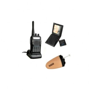 spy camera - Wireless Spy Earpiece Kit
