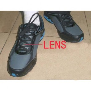 Hidden Spy Shoes Camera with portable recorder - Men Sports shoes Hidden Pinhole Spy HD Camera DVR 32GB 1280X720